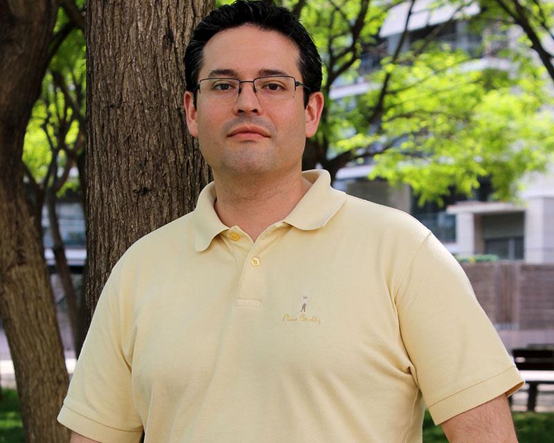 Iñaki Elío, profesor de nutrición en FUNIBER