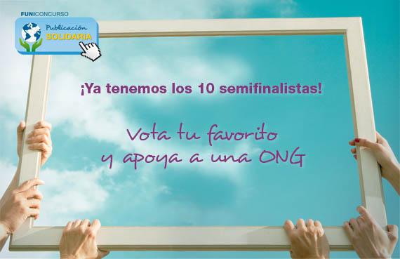 Cerca de 200 alumnos de FUNIBER han participado en el FUNICONCURSO «Publicación Solidaria»