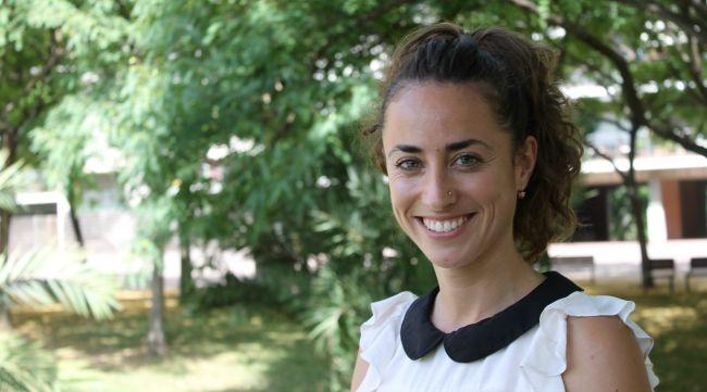 Andrea Corrales: ¿Cómo puedo ser un profesional del entrenamiento y la gestión deportiva?
