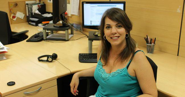 Isabel Martorell: ¿Quieres convertirte en un profesional de la nutrición con FUNIBER?