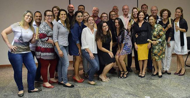 Alumnos de todo el país asisten al III Taller Internacional sobre Tesis Doctorales en Brasil