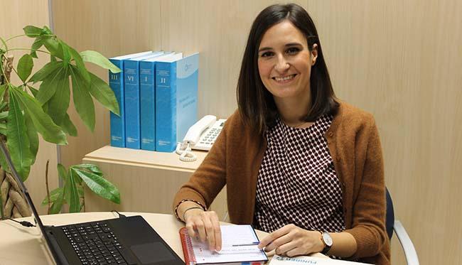 Sofía Guillén: ¿Por qué especializarse en el ámbito de la nutrición?