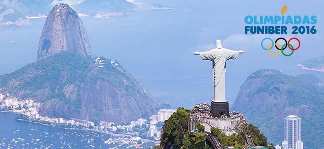Aporta tu visión sobre los Juegos Olímpicos de Río 2016 con el concurso Olimpiadas FUNIBER