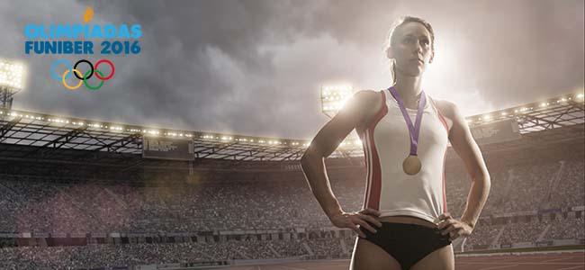 ¿Quién ganará la medalla de oro en las Olimpiadas FUNIBER?