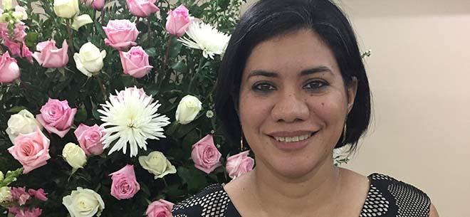 Opinión de Hildaura Alain, alumna de la Especialización en Métodos y Diagnósticos de Medicina Biológico-Naturista de FUNIBER