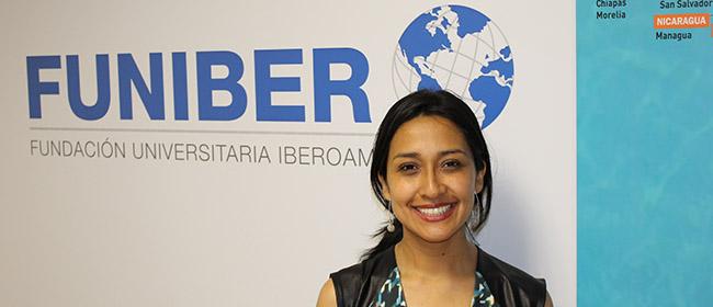 Opinión de María Butrón, alumna de la Maestría en Formación de Profesores de Español como Lengua Extranjera de FUNIBER