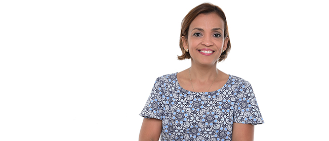Raisa García, segunda clasificada del concurso Publicación Solidaria de FUNIBER