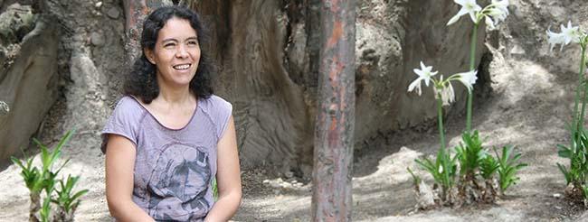 Tania Grigoriu, ganadora del concurso Publicación Solidaria de FUNIBER