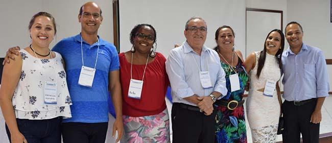 Alumnos del área de Formación de Profesores asisten al II Encuentro de Educación de FUNIBER