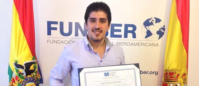 Opinión de Ángel Siles, alumno de la Maestría en Dirección Estratégica patrocinada por FUNIBER