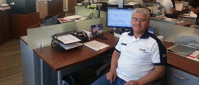 Opinión de Jorge Heredia, alumno de la Maestría en Dirección Estratégica de FUNIBER