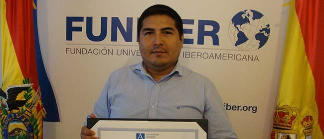 Opinión de Huber Carballo, alumno de la Maestría en Dirección Estratégica de Empresas Familiares patrocinada por FUNIBER
