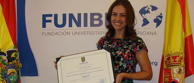 Opinión de Natali Justiniano Callaú, alumna de la Especialización Universitaria en Periodismo y Ciencias de la Información patrocinada por FUNIBER