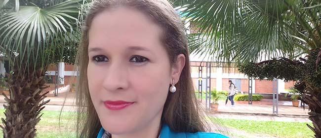 Opinión de Rossana Villalba, alumna de la Maestría en Diseño, Gestión y Dirección de Proyectos de Cooperación Internacional patrocinada por FUNIBER