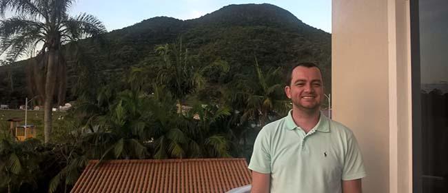 Opinión de João Ricardo Costa, alumno becado de la Especialización en Dirección y Producción de Cine, Vídeo y Televisión