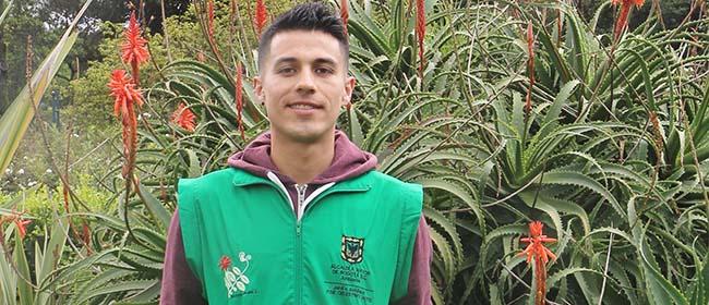 Alumno becado por FUNIBER participa en el IX Congreso Colombiano de Botánica