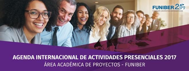 El área académica de Proyectos prepara un final de otoño con muchas actividades