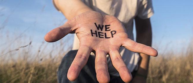 ¿Quieres ser un ejemplo de solidaridad para tu comunidad?