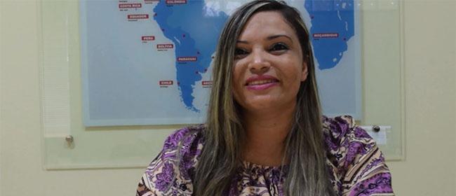 Opinión de Josélia Batista Dias, alumna becada en titulación superior