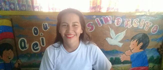 Opinión de Xiomara Villamizar, alumna becada de la Especialización en  Grafología y Neuroescritura