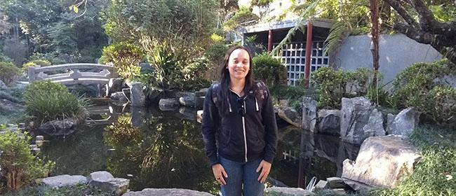 Entrevista a Natalí de Oliveira, la ganadora del concurso Publicación Solidaria IV