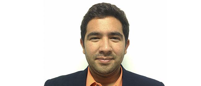 """Opinión de Mauricio Paz, alumno salvadoreño becado por FUNIBER: """"Destaco la flexibilidad, pero siendo a la vez disciplinado"""""""