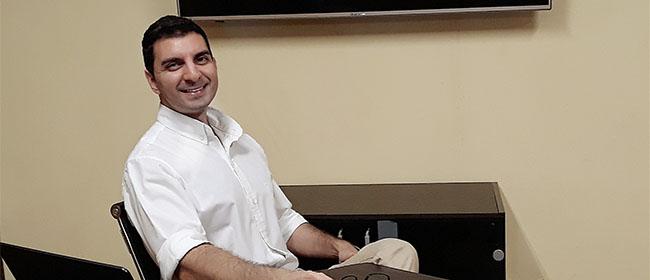 Opiniones FUNIBER: Marcos Ramírez, estudiante argentino becado por FUNIBER