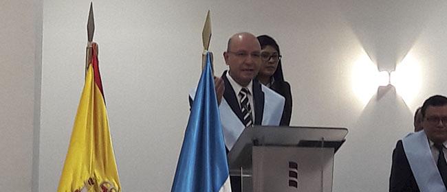 Opinión de Carlos España, alumno guatemalteco becado por FUNIBER
