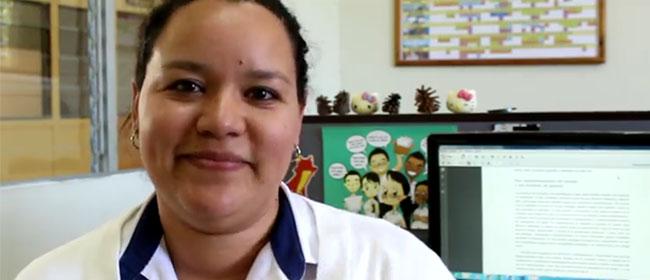 Opinión de Karla Sofía Hernández, alumna salvadoreña becada por FUNIBER