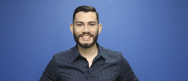 Opinión de Héctor Galindo, alumno hondureño becado por FUNIBER