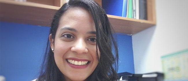 Opinión de Sarahí Piñate, alumna venezolana becada por FUNIBER