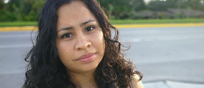 Opinión de Alma Santos, alumna hondureña becada por FUNIBER