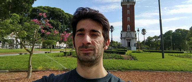 Opinión de Vitor Alves, alumno brasileño becado por FUNIBER