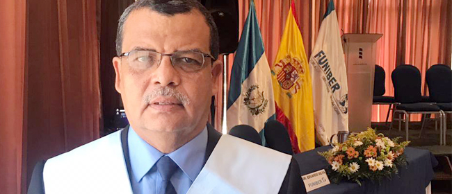 Opinión de Elder Romeo León, alumno de Guatemala becado por FUNIBER