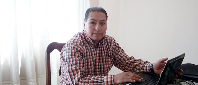 Opinión de Arturo Morales, alumno boliviano becado por FUNIBER