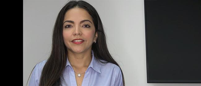 Opinión de Diva Guadalupe Sotomayor, alumna ecuatoriana del Doctorado en nutrición