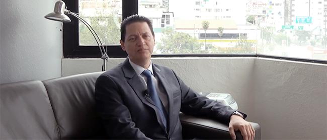 El Canciller de la Universidad Israel describe su experiencia estudiando con FUNIBER