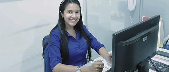 Opinión de Sandra López, estudiante colombiana de Maestría becada por FUNIBER