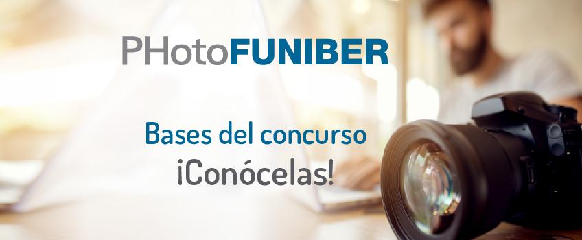 Cómo participar en PHotoFUNIBER'19: Bases del concurso