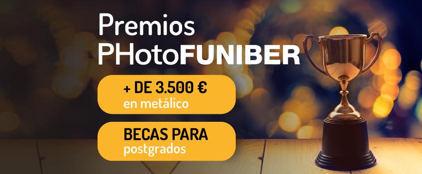 Descubre los Premios PHotoFUNIBER'19