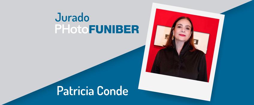 """Patricia Conde: """"Es el tratamiento del tema donde se encuentra la originalidad y el manejo único de la imagen"""""""