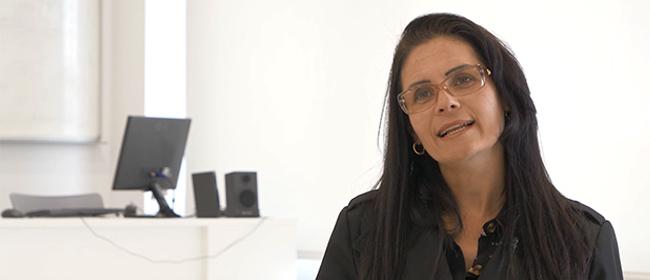 Opiniones FUNIBER: Giovanna Alessandra Wink, alumna de Brasil becada por FUNIBER, describe la defensa de su tesis en UNEATLANTICO