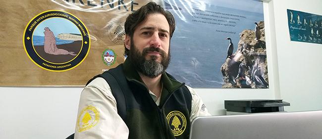 Entrevista a Juan Ignacio Jones, alumno de Oceanografía becado por FUNIBER