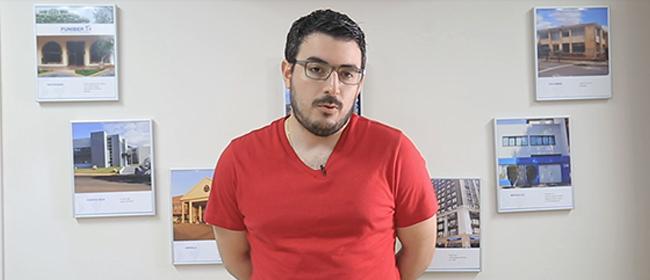 Opinión de Carlo Stefano Sanfilippo, estudiante becado por FUNIBER