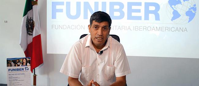 Opinión de Víctor Hugo Arias Bejarano, estudiante de Ecuador becado por FUNIBER