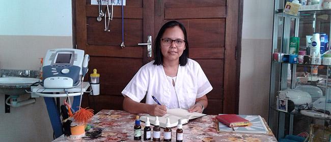 Entrevista a Ericka Rodríguez Salvatierra, estudiante boliviana becada por FUNIBER