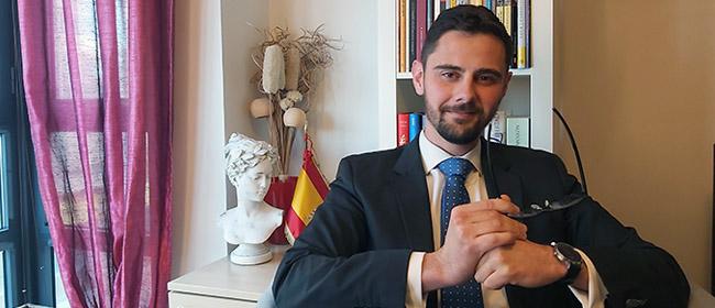 Entrevista a Alejandro Campoy Fernández, estudiante español becado por FUNIBER