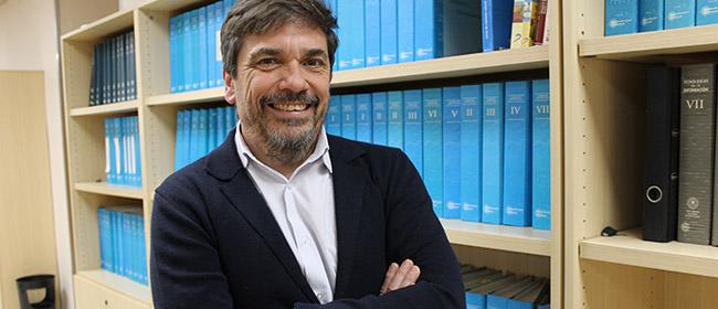 Entrevista a Joaquín Azcue, co-coordinador de la Maestría en Transformación Digital