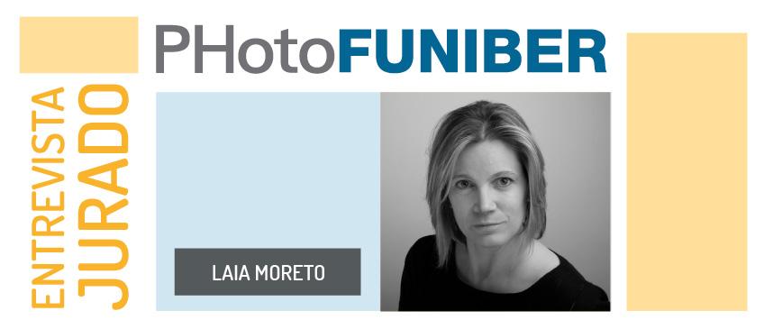 Entrevista a Laia Moreto Alvarado, miembro del Jurado de Honor de PHotoFUNIBER'20