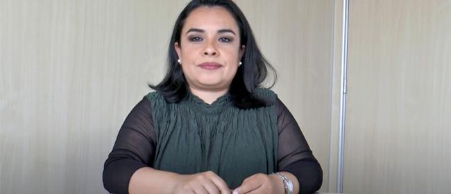 Entrevista a Nohora Martínez, docente de la especialización en Intervención nutricional en situaciones de emergencia